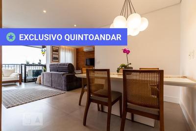 Apartamento No 19º Andar Mobiliado Com 2 Dormitórios E 2 Garagens - Id: 892930526 - 230526