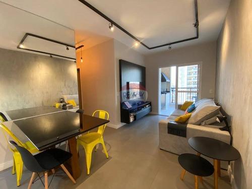 Imagem 1 de 21 de Apartamento Com 2 Dormitórios À Venda, 60 M² Por R$ 415.000,00 - City Bussocaba - Osasco/sp - Ap0078