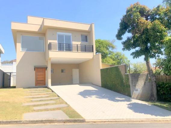 Casa Com 4 Dormitórios Duas Suítes À Venda, 261 M² Por R$ 1.250.000 - Jardim Da Glória - Cotia/sp - Ca2921
