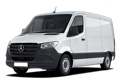 Mercedes-benz Sprinter 416 Furgão Longa Teto Baixo 0km