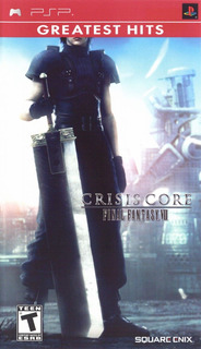 Crisis Core: Final Fantasy Vii Psp Nuevo Y Sellado