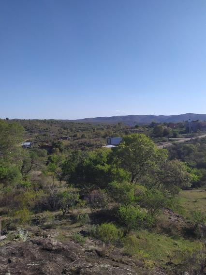 Lote Alto Con Vista, Servicios, Escritura. Villa Flor Serrana . Tanti