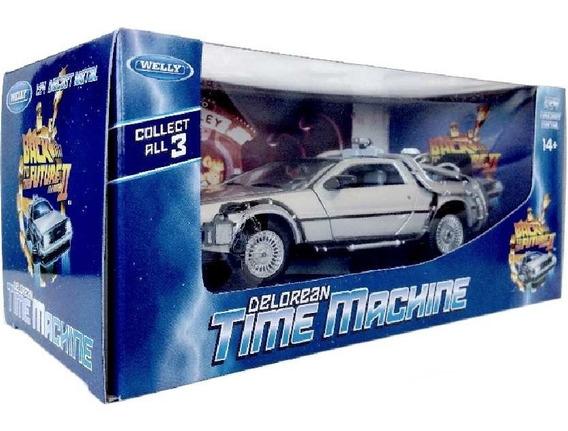 De Volta Para Futuro Back Future 2 Delorean Time Machine 124