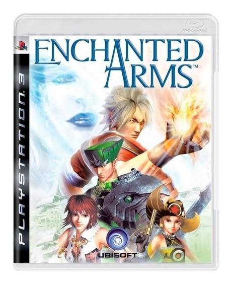 Echanted Arms Ps3 Mídia Física Usado