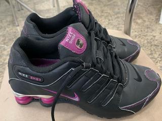 Tenis Nike Legitimo Em Couro
