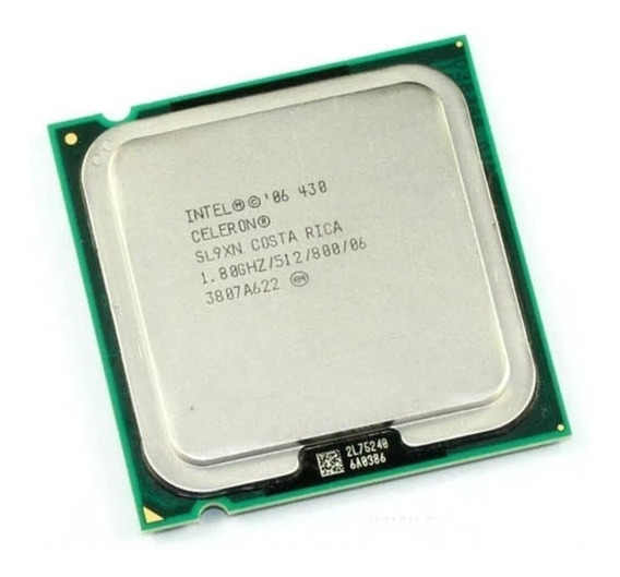 Processador Intel Celeron 430 1.8ghz Lga775 Oem