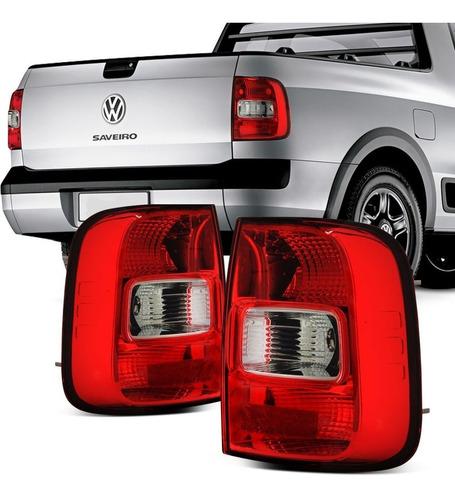 Imagen 1 de 7 de Farol Trasero Volkswagen Saveiro G5 Y G6 Farol Saveiro