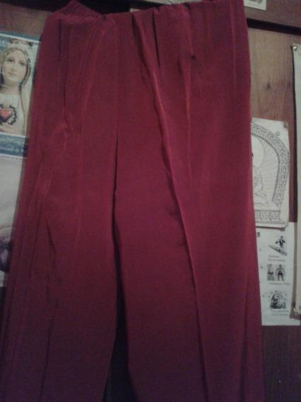 3 Pantalones Elegantes Y Finos Grandes (usados) Damas
