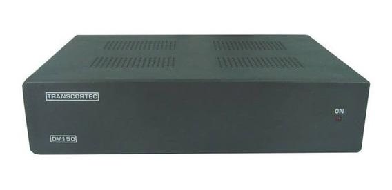 Transcortec - Dv 150 Distribuidor De Áudio/vídeo, Somos Loja