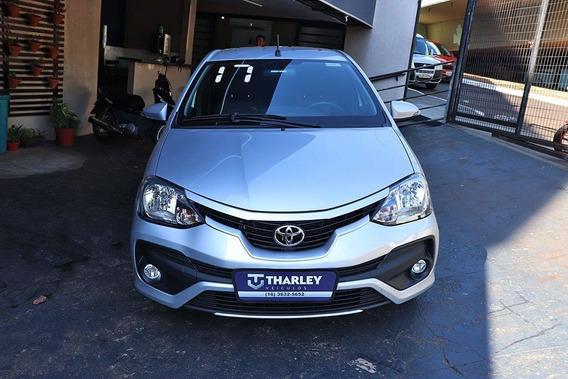 Toyota Etios 1.5 Platinum 16v