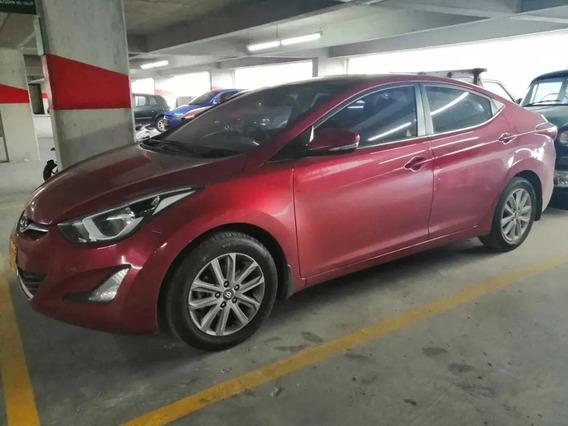 Hyundai Elantra Elantra Avante I35