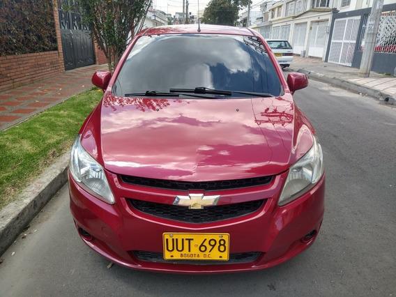 Chevrolet Sail Ls A.a, 1.400cc, 16 Valvulas, 2.016