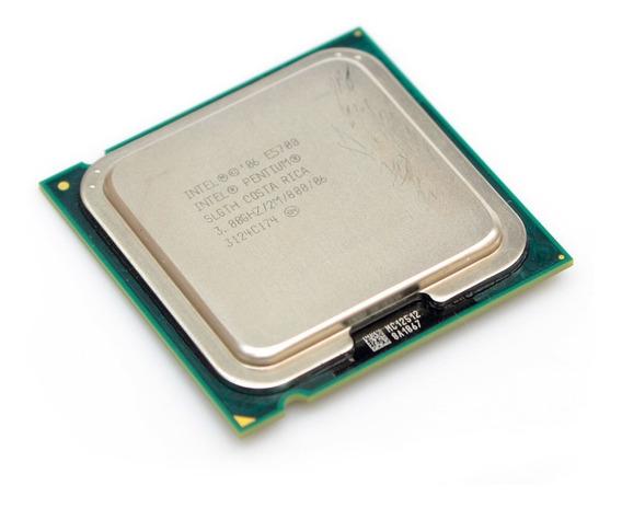 Processador Intel 775 Pentium Dual Core E5700 3.0ghz/2 Usado