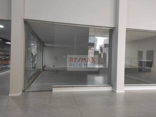 Imagem 1 de 5 de Loja No Plaza Sonnetto Para Alugar, 88 M² Por R$ 2.500/mês - Jardim Bom Pastor - Botucatu/sp - Lo0015