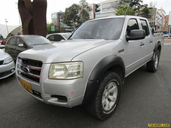 Ford Ranger Xlt 2.6 Mt 4x4