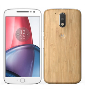 Motorola Moto G4 Plus Xt1640 Bambu 32gb Original Vitrine