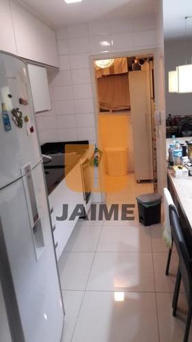Apartamento Com 2 Dormitórios, Sendo 1 Suíte, Terraço E 1 Vaga. Lazer Completo. - Ja15339