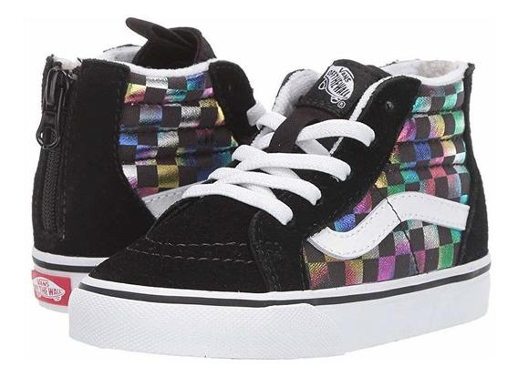 Zapatos Vans Originales Para Niños Unicef