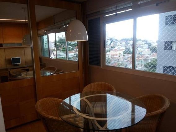 Apartamento Residencial Para Venda E Locação, Vila Valparaíso, Santo André. - Ap0332