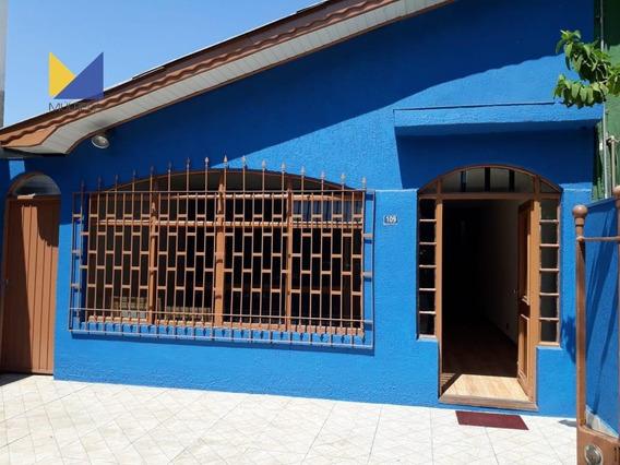 Casa Comercial Para Alugar Por R$ 3.300/mês - Jardim Santa Francisca - Guarulhos/sp - Ca0026