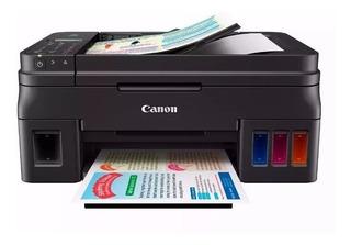 Impresora Multifunción Canon G4100 Wifi Con Sistema Continuo