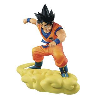 Goku Lets Go Flying Nimbus De Banpresto