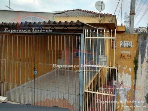 Imagem 1 de 15 de Ref.: 1620 - Casa Terrea Em Osasco Para Venda - V1620