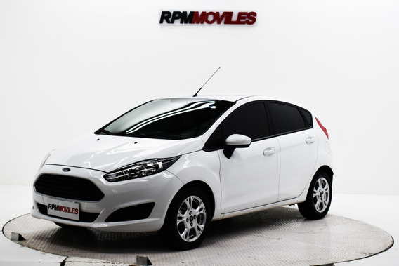 Ford Fiesta S Plus 5p Mt 2016 Rpm Moviles