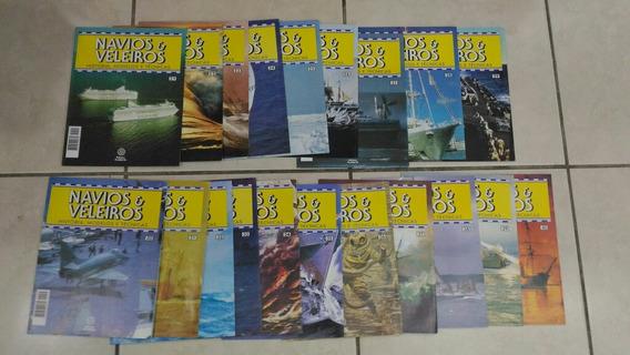 Fascículos Navios E Veleiros Editora Planeta
