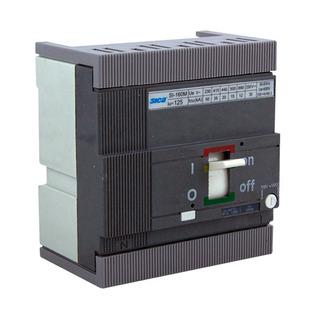 Interruptor Compacto Tetrapolar 112/160 Regulable