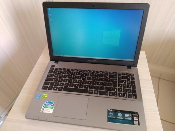 Notebook Asus X550l I5 6gb Ram Ssd