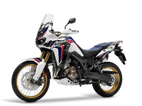 Honda Crf 1000l Mt Africa Twin Tricolor Manual 0km