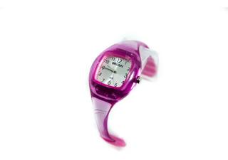 Reloj Por Mayor Okusai Sumergible Pinza Niñas Niños X 10 Uni