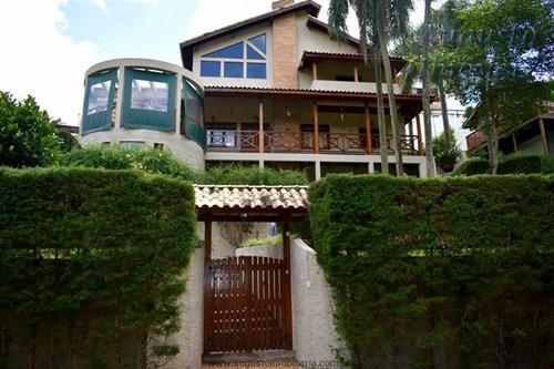 Casa Em Atibaia Condomínio Cantão Da Serra