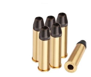Balas De Plástico Para Revolvers Dan Wesson De Diabolos 6pz