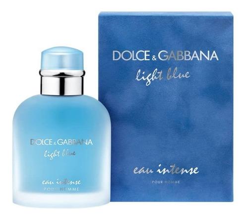 Imagen 1 de 3 de Perfume Light Blue Eau Intense 50ml Masculino