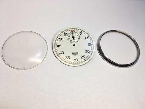 Lote De Repuestos Reloj Heuer