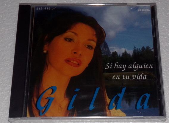 Gilda Cd Si Hay Alguien En Tu Vida Cd Original Nuevo Cumbia