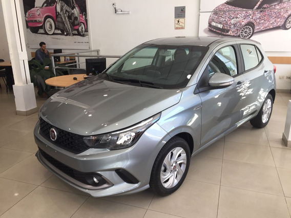 Fiat Argo 1.3 Drive Pack Conectividad Financiacion Economica