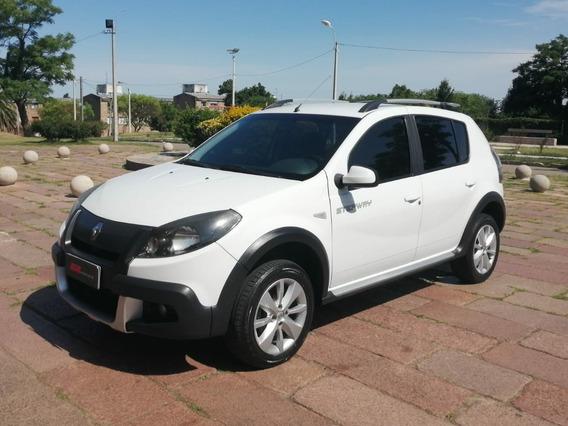 Renault Sandero Steapway 2014 (( Gl Motors )) Financio