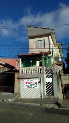 Imagem 1 de 30 de Casa Sobrado Em Santo André - 3735