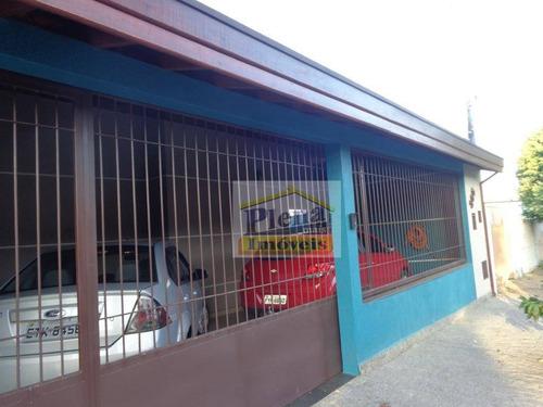 Casa Com 3 Dormitórios À Venda, 150 M² Por R$ 440.000 - Vila Zilda Natel - Sumaré/sp - Ca3961