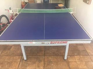 Mesa De Ping Pong O Tenis De Mesa