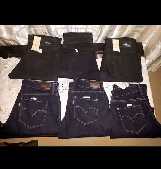 Pantalones Levis De Dama Original