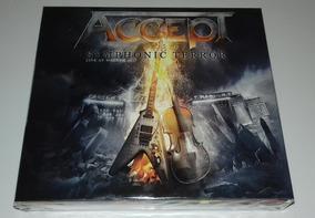 Accept - Symphonic Terror - Live At Wacken 2017 (2cds/dvd)