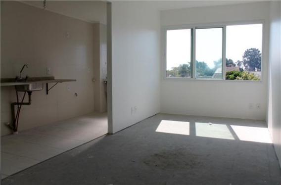 Apartamento Em Camaquã Com 1 Dormitório - Lu261584