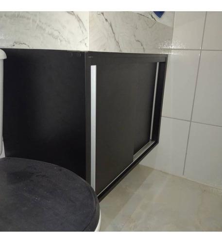 Imagem 1 de 2 de Gabinete De Banheiro Planejado