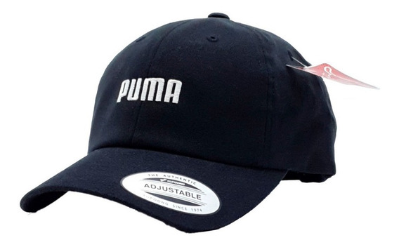 Gorra Puma Emblem Relaxed Fit Ajustable