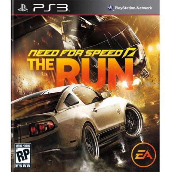 Need For Speed The Run Ps3 Psn