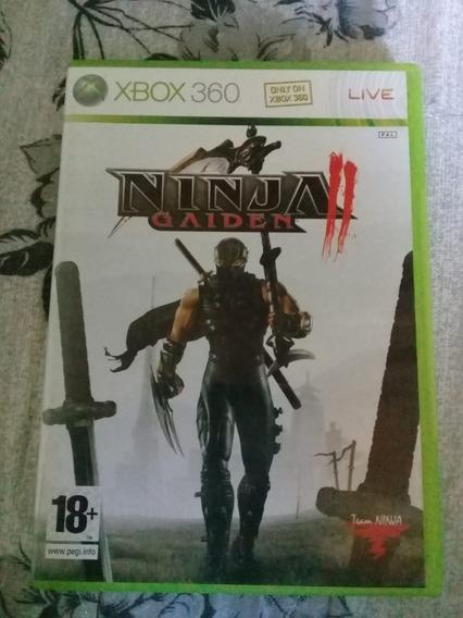 Ninja Gaiden 2 - Xbox 360 (usado)